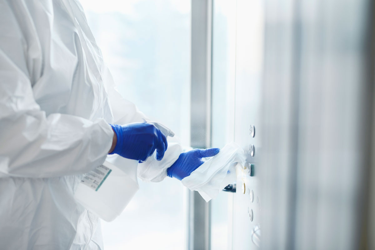 Get A Free Insurance Quote >> Commercial Cleaning & Disinfecting Services | PM Leary